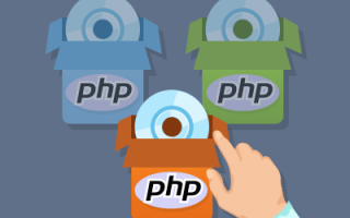 Config update php